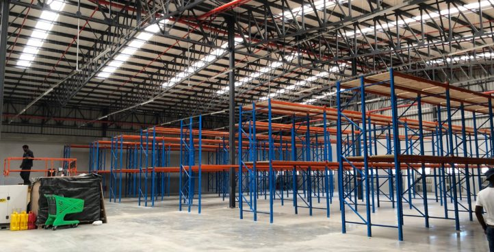 COMMERCIAL WAREHOUSING