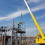 saiyl construction crane